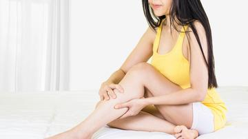 Vörös foltok a lábakon: a megjelenés okai - Köszvény