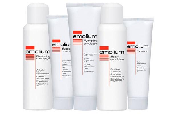 Emolium Skin Care speciális krém a száraz és irritált bőrre | sunnymodell.hu