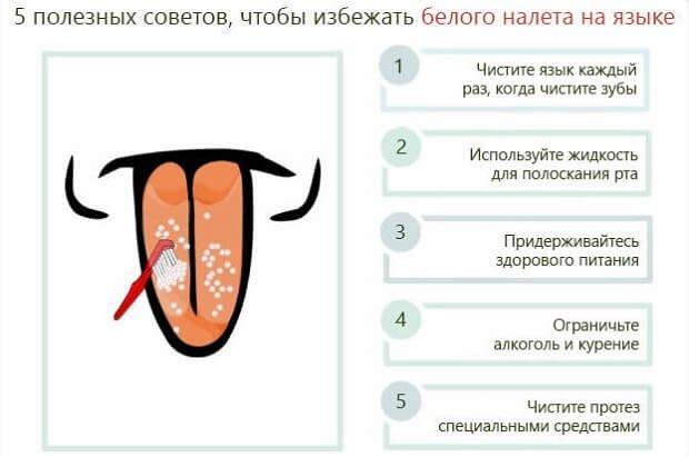 ha a nyelvfotón piros foltok vannak, hogyan kell kezelni