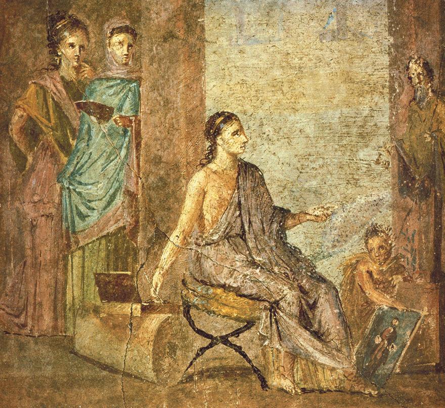hogyan kezelték a pikkelysömöröt az ókorban)