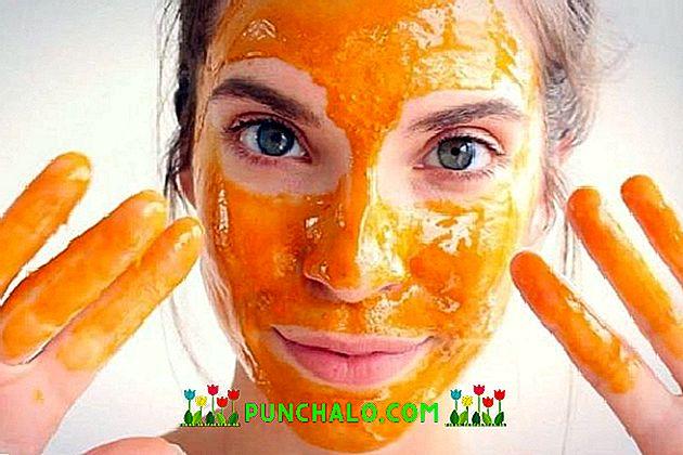 maszk mézet az arcra a vörös foltoktól)