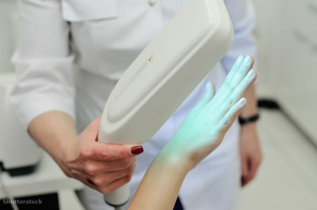 pikkelysömör kezelése ultraibolya lámpa nap