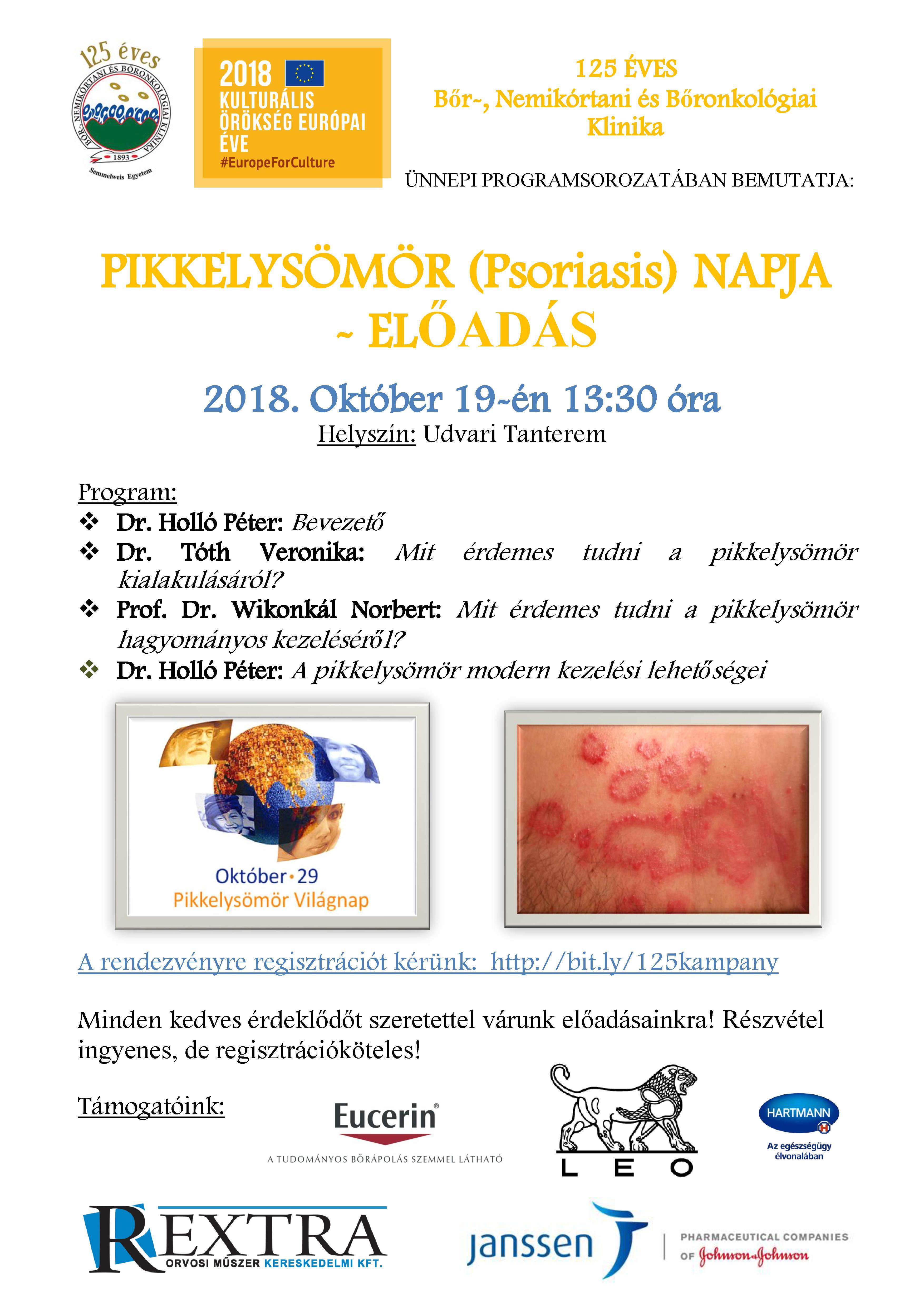 sunnymodell.hu - Pikkelysömörös betegek találkozója Budapesten - május
