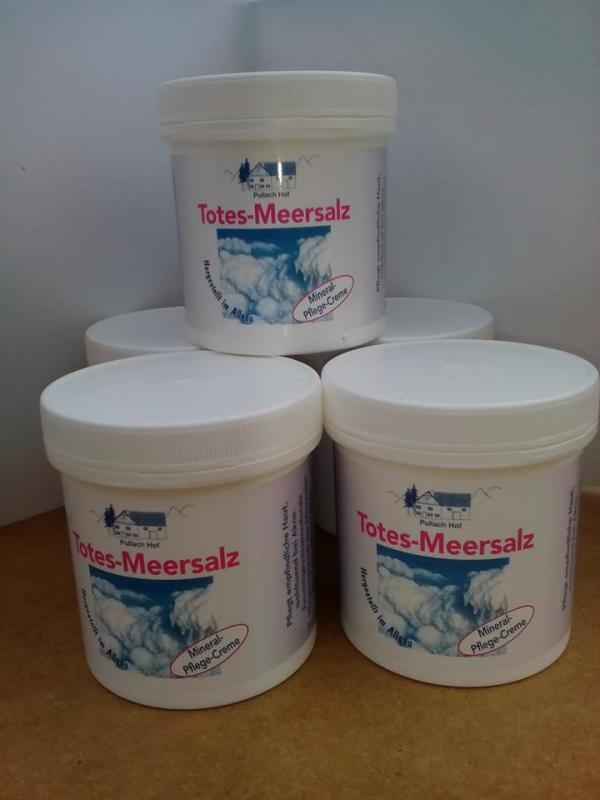 Holt-tengeri só krém bőrproblémák kezelésére - ml sunnymodell.hu