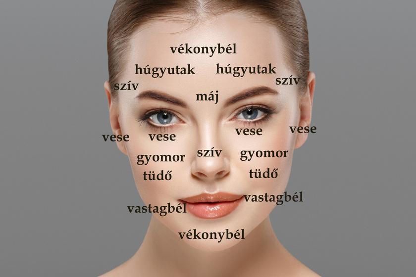 arcon vörös foltok pattanásokkal)