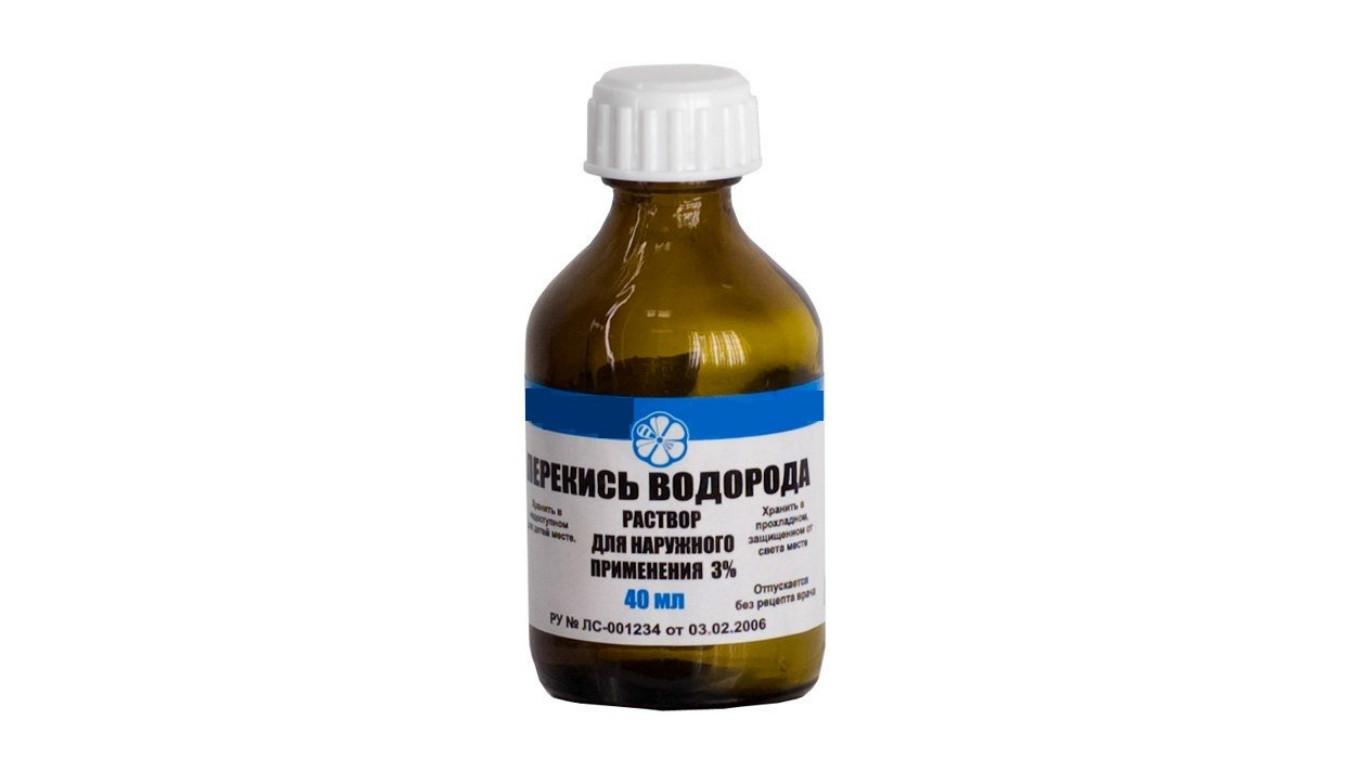 pikkelysömör fején hidrogén-peroxid kezelés)