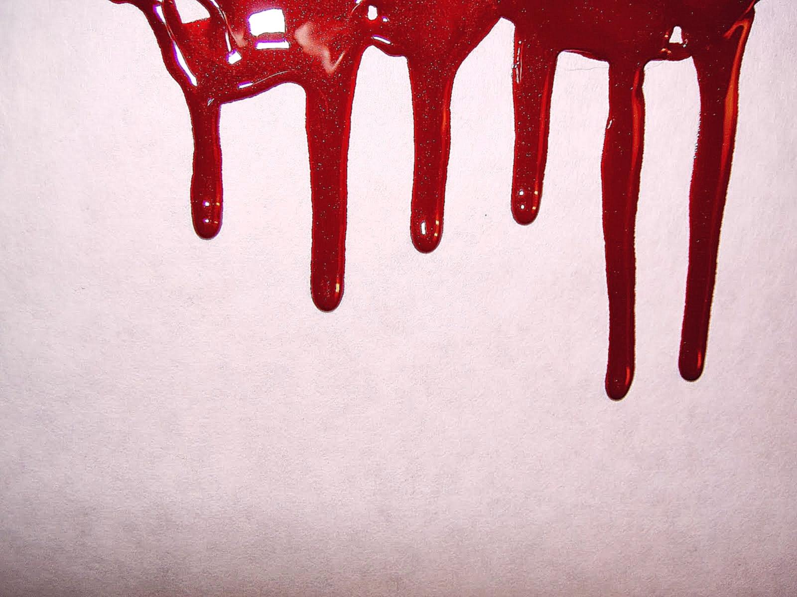 vörös vérfoltok a lábakon fotó)